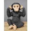 Set of 3 monkeys See no evil hear no evil speak no evil