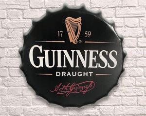 Guiness large Bottle top 30cm