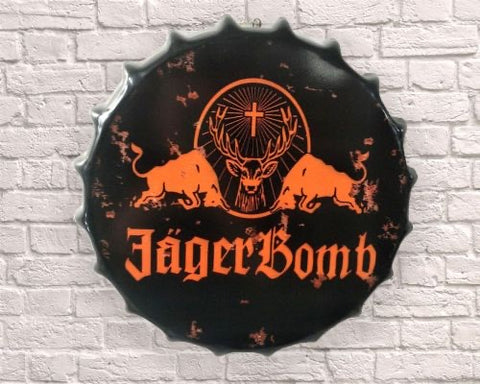 Jaegermeister giant Bottle top 40cm