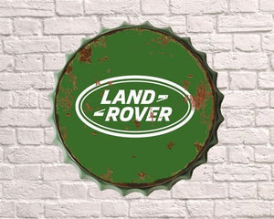Land Rover large giant Bottle top cap 30cm