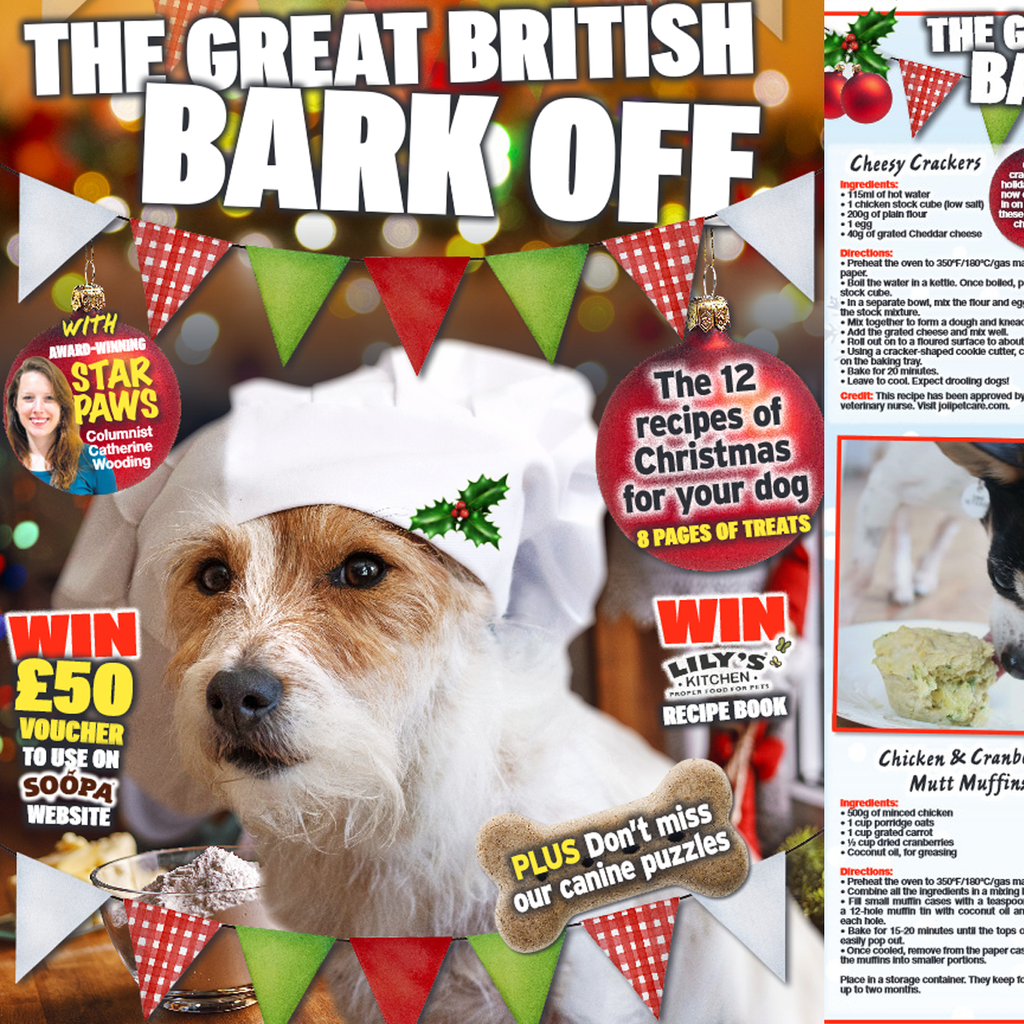 The Great British Bark Off