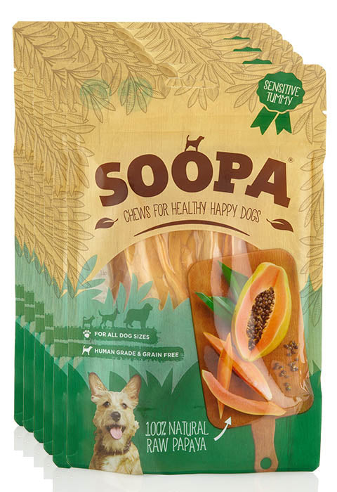 6pk Papaya Soopa Treats