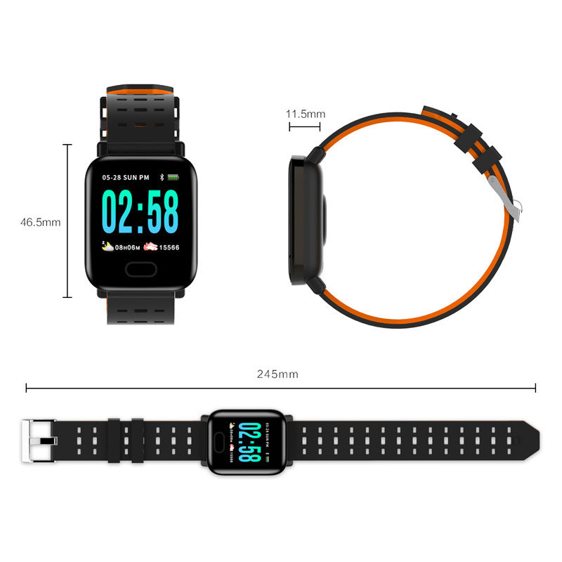 KShop A6 Smart Watch India