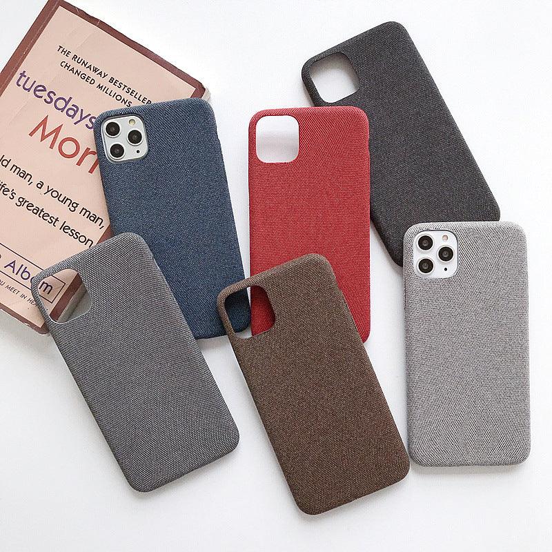fabric case for iPhone 11