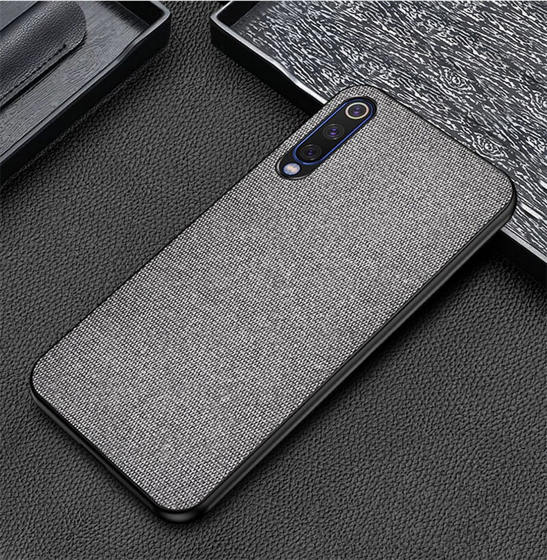 plain fabric cover mi a3