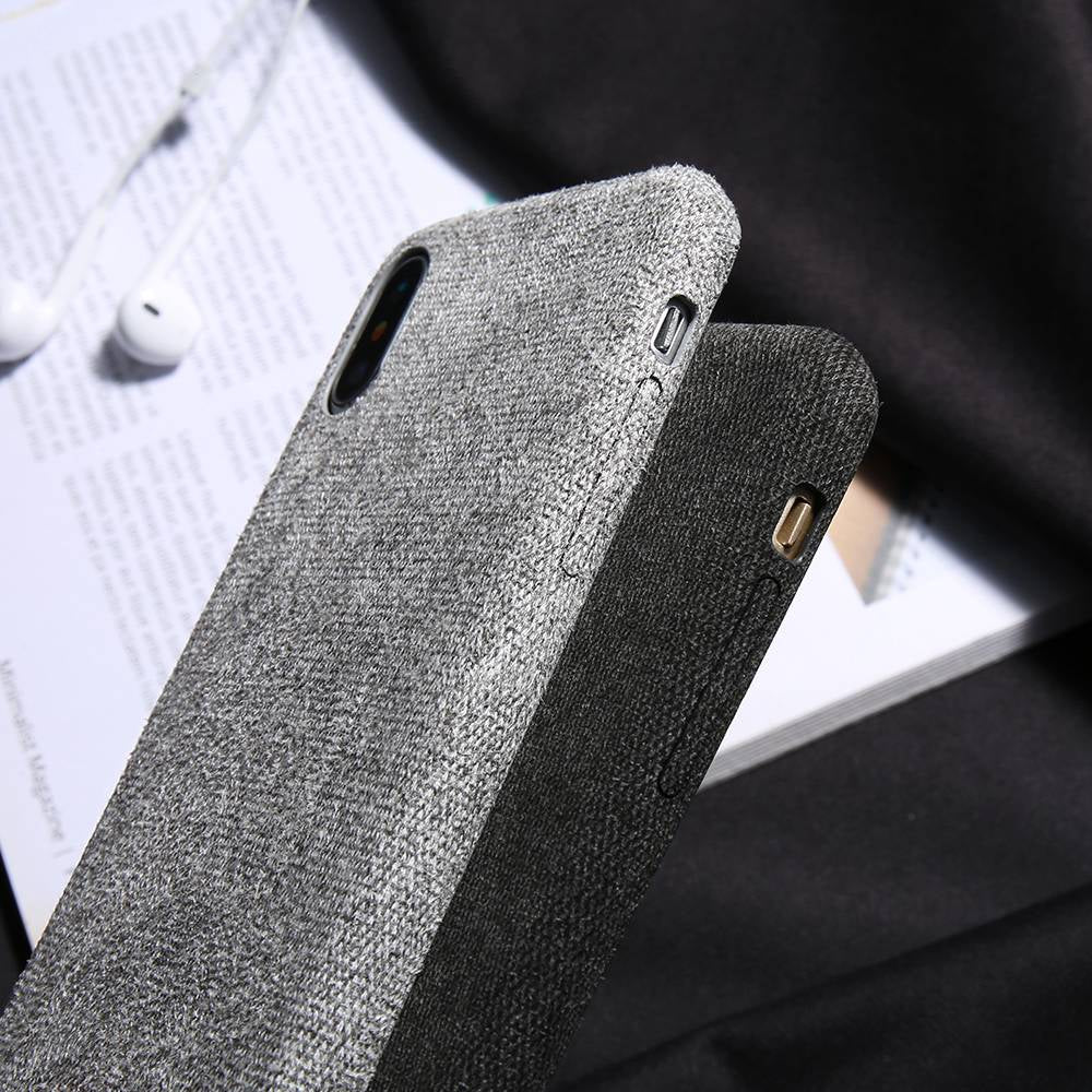 fabric case for iphone xs
