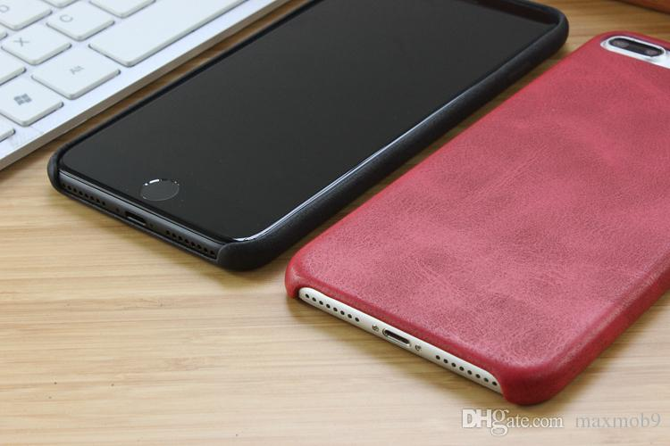 leather back cover for iPhone 6S