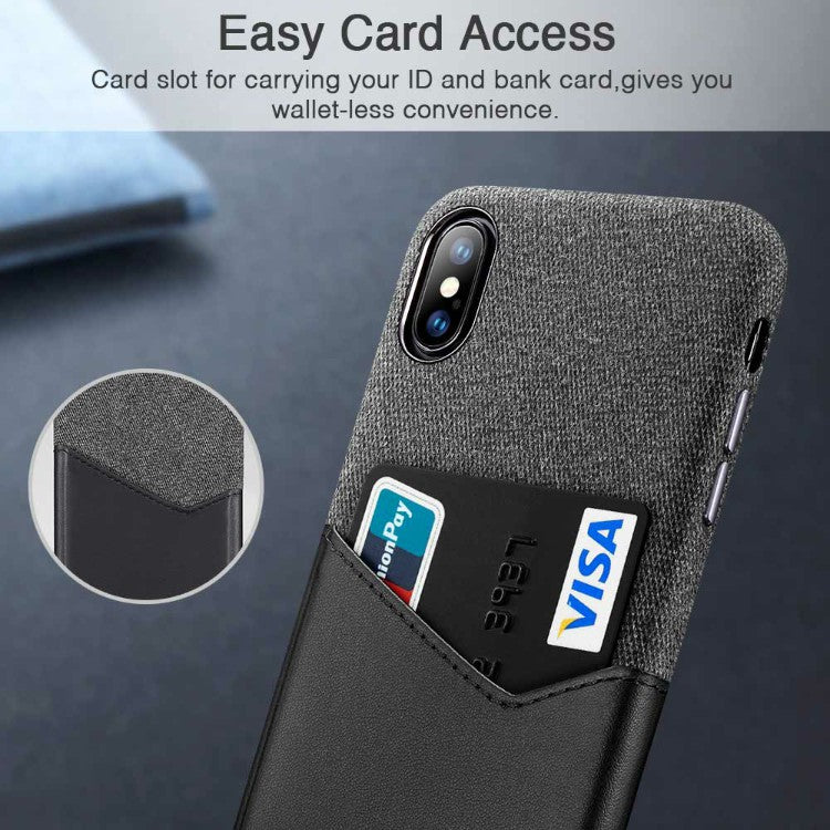 Wallet back cover iphone x