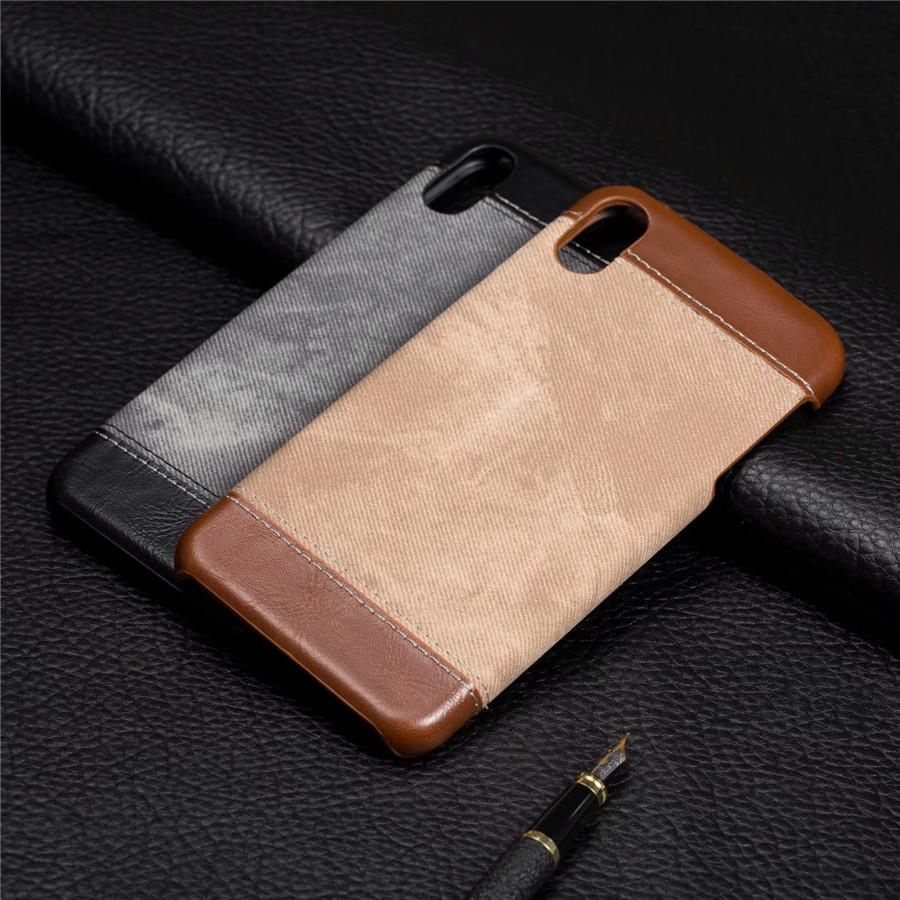 iPhone x cover - brown
