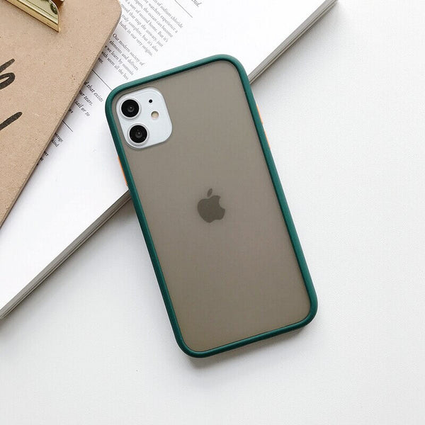 Green Matte Case - iPhone 11 - Mobilegadgets360