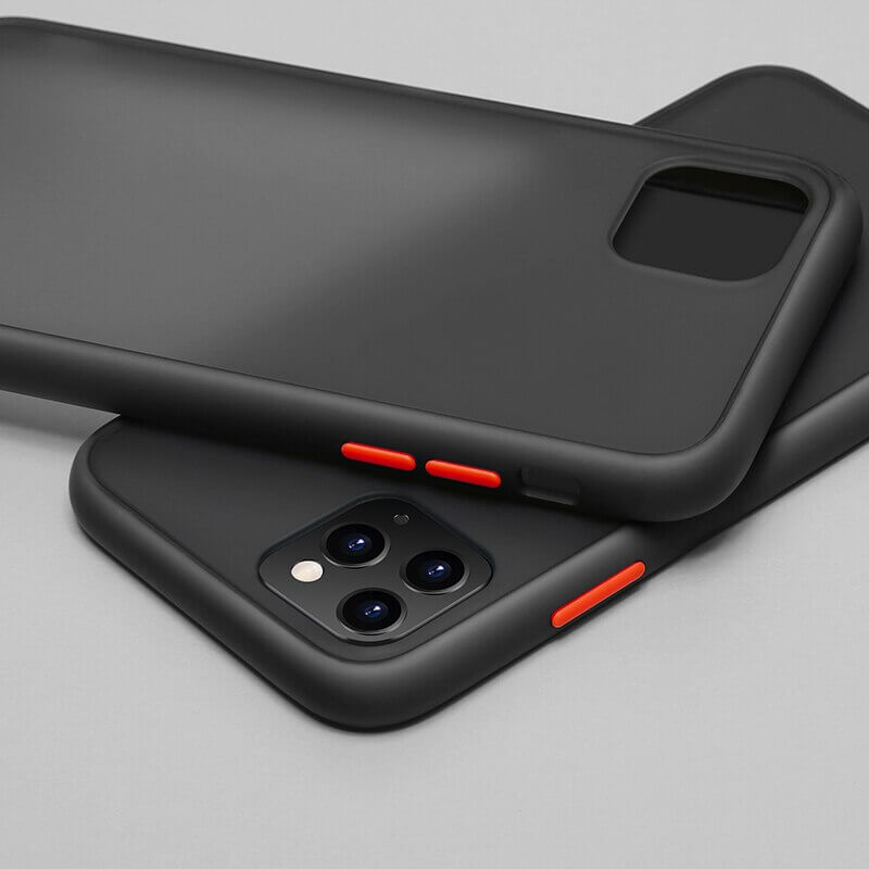 Black Matte Case - iPhone 11 Pro - Mobilegadgets360