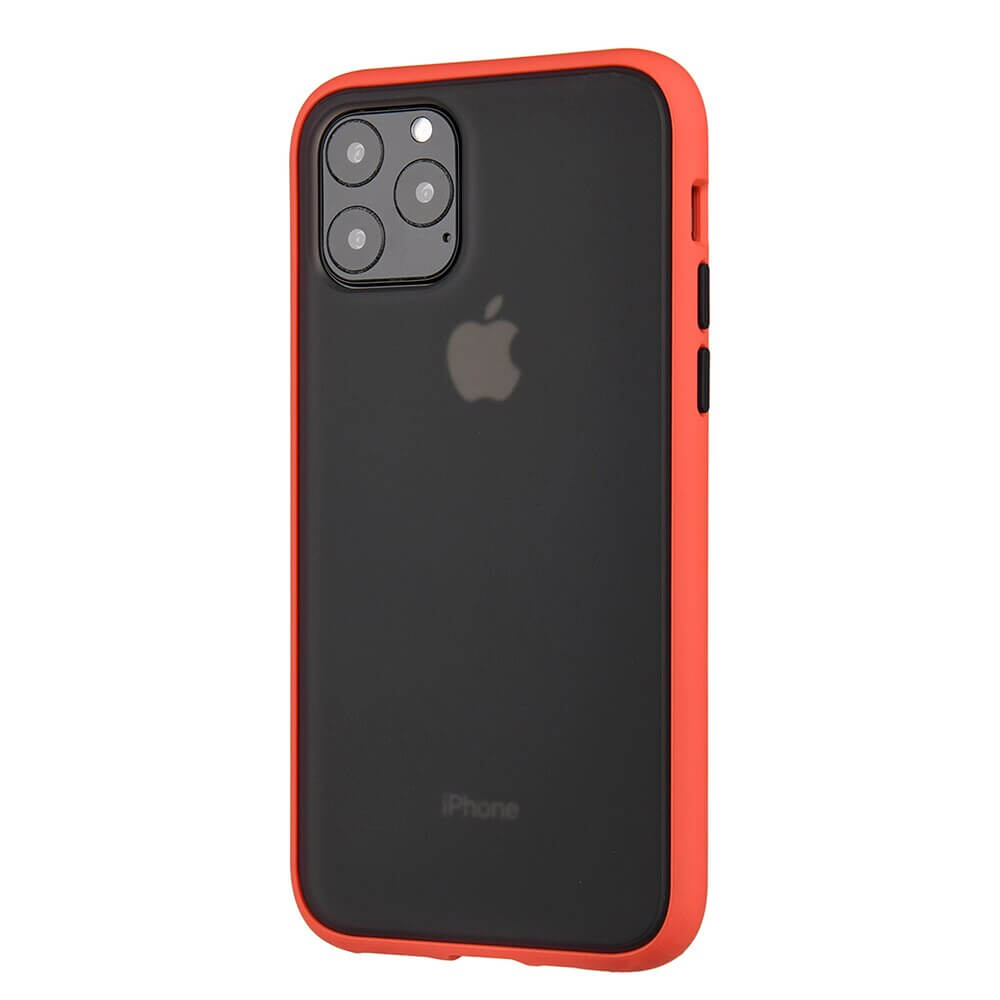 Red Matte Case - iPhone 11 Pro - Mobilegadgets360
