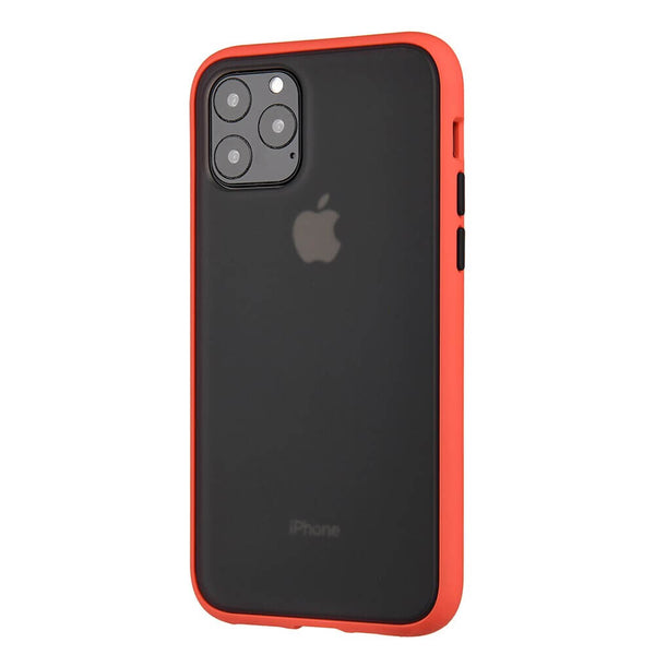 Red Matte Case - iPhone 11 Pro Max - Mobilegadgets360