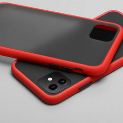 Red Matte Case - iPhone 11