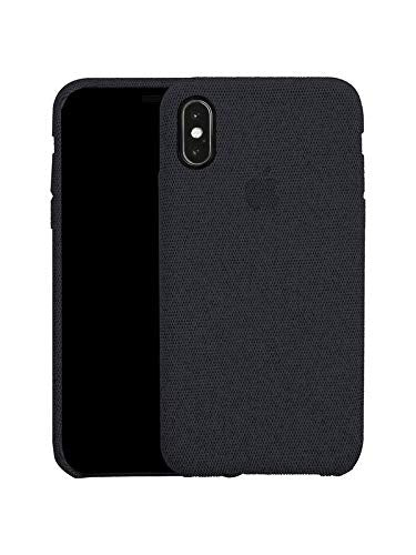 Fabric Cover For iPhone X / XS - Blue