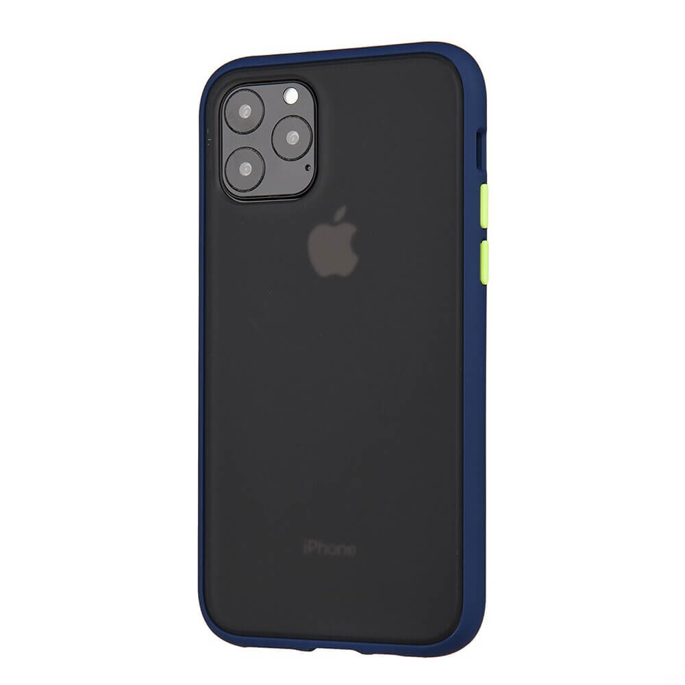 iPhone 11 Pro Matte Case - Blue