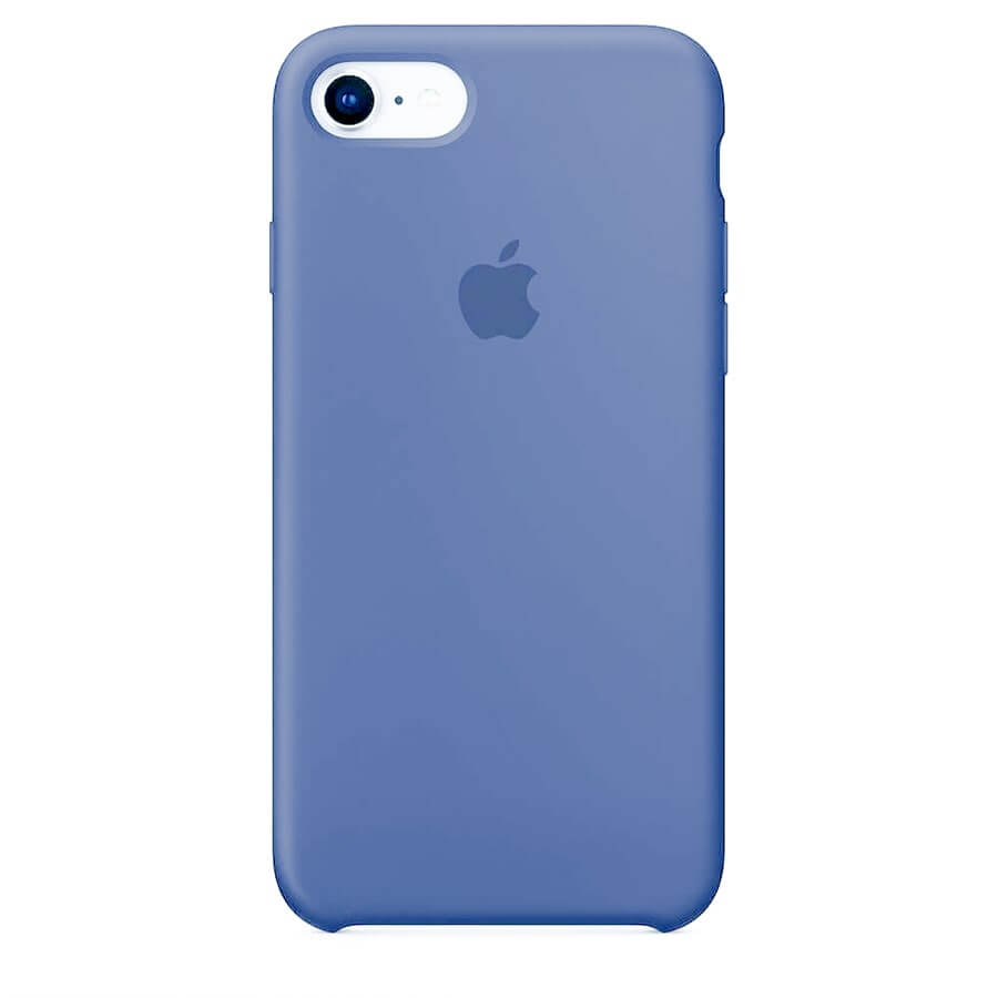 Silicone Case For iPhone 7 - Lavender