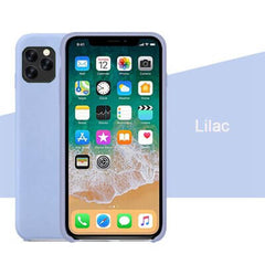 Lilac Silicon Case - iPhone 11 Pro - Mobilegadgets360