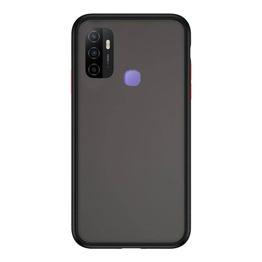 VIVO A53 Matte Cover - Black