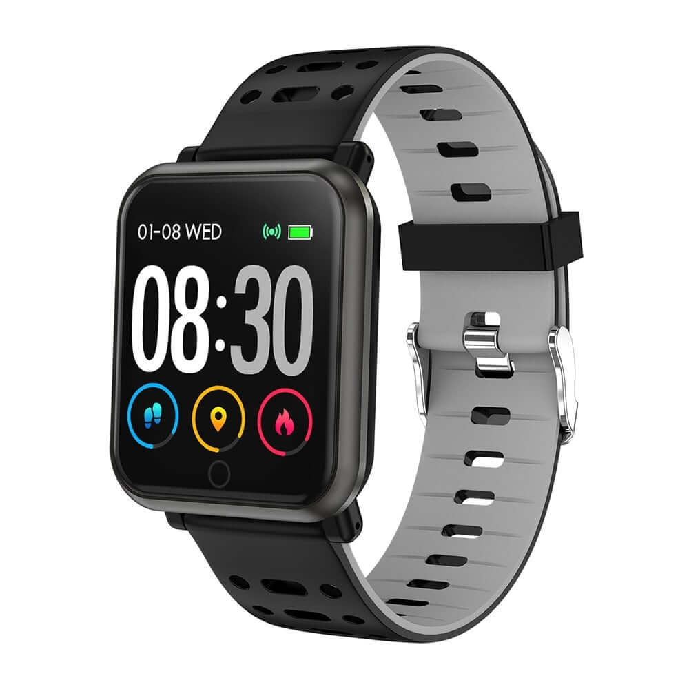 KSS X1 Smart Watch - Black - Mobilegadgets360