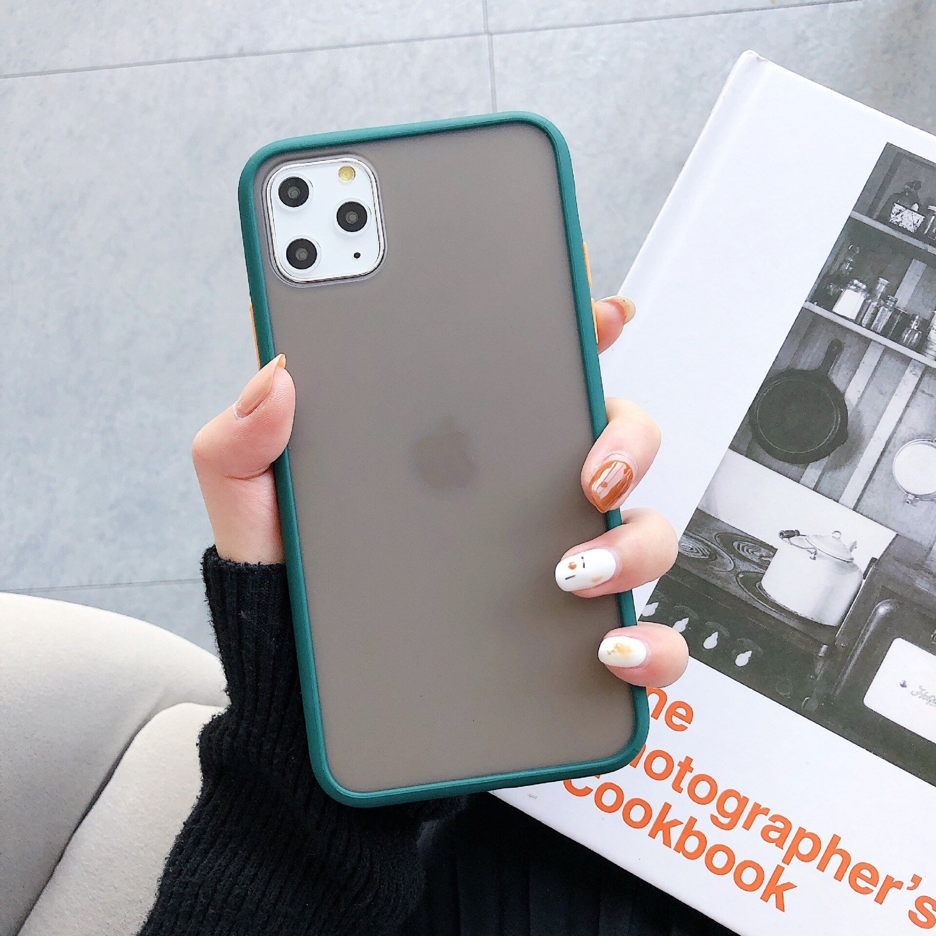 iPhone 11 Pro Matte Case - Green