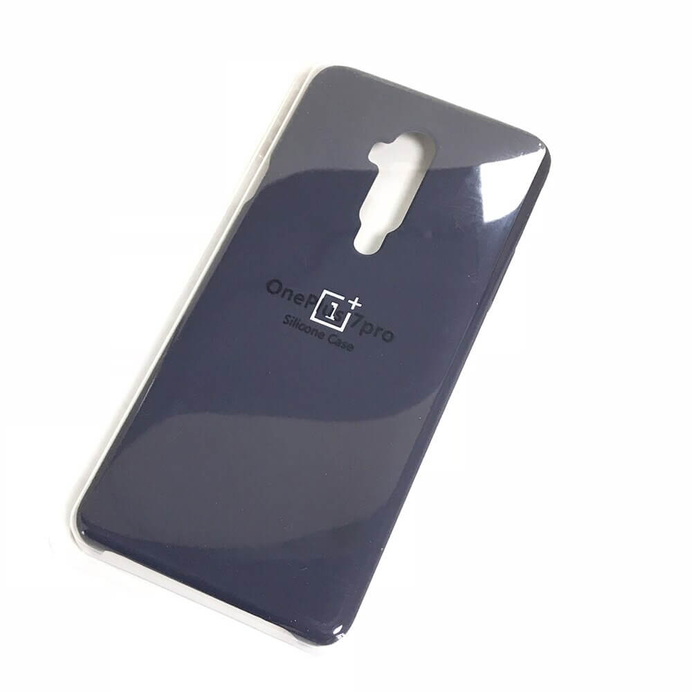 OnePlus 7T Pro Silicone Case - Blue