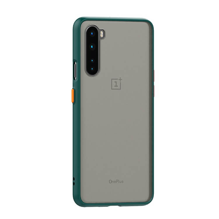 OnePlus Nord Matte Case - Green