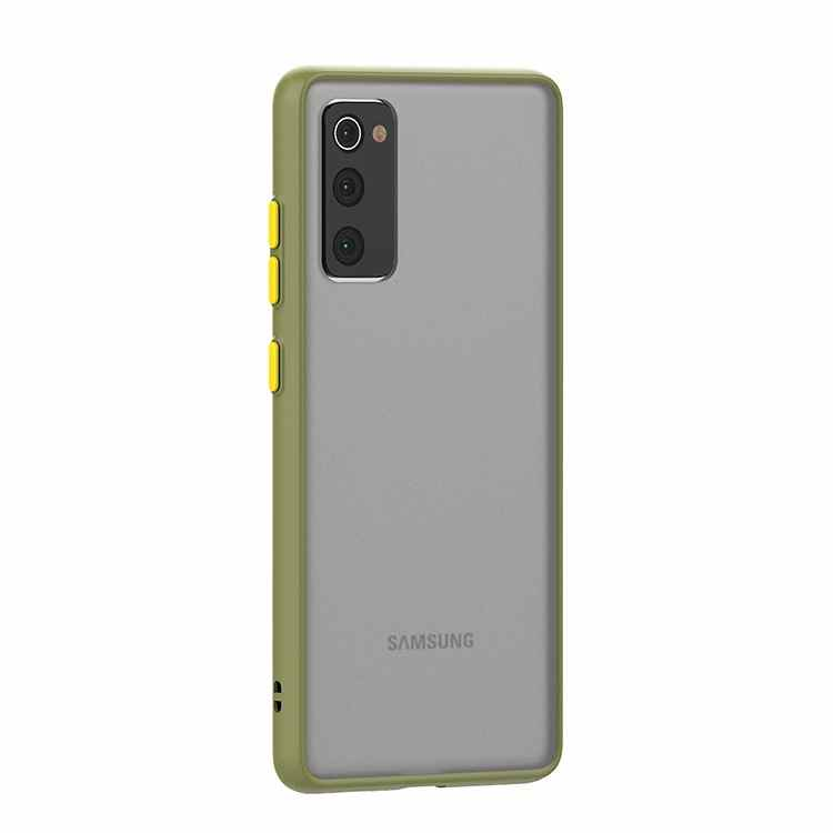 Samsung S20 FE Matte Cover - Olive Green