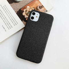 Black Fabric Case - iPhone 11 - Mobilegadgets360