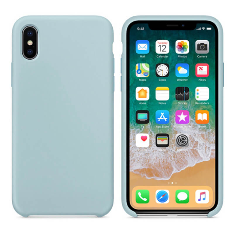 Alice Liquid Silicon Case - iPhone X - Mobilegadgets360