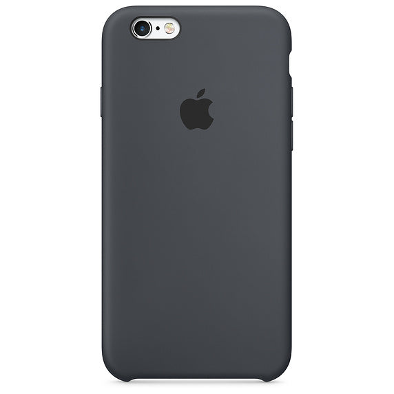 Black Liquid Silicon Case - iPhone 6 & 6S - Mobilegadgets360