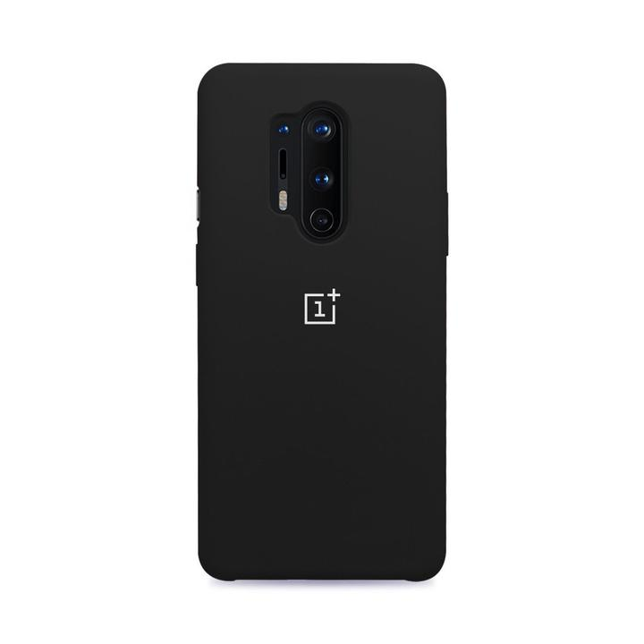Silicone Case For OnePlus 8 Pro - Grey