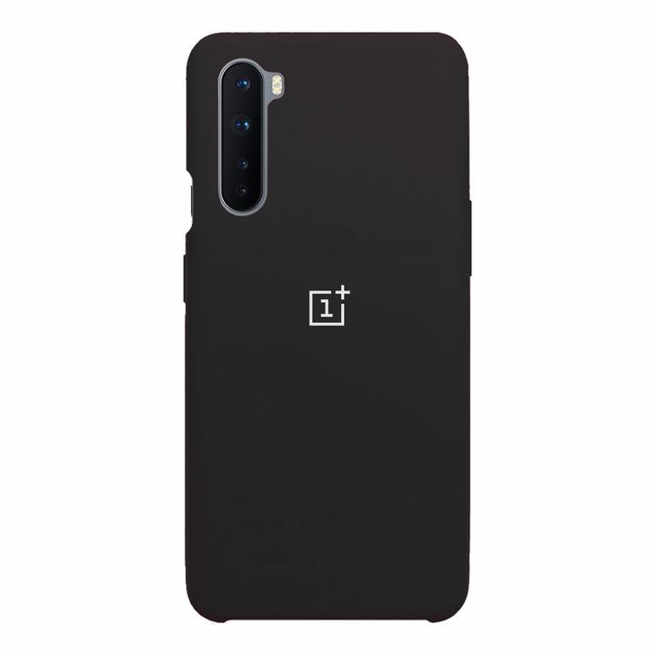 OnePlus Nord Silicone Case - Grey