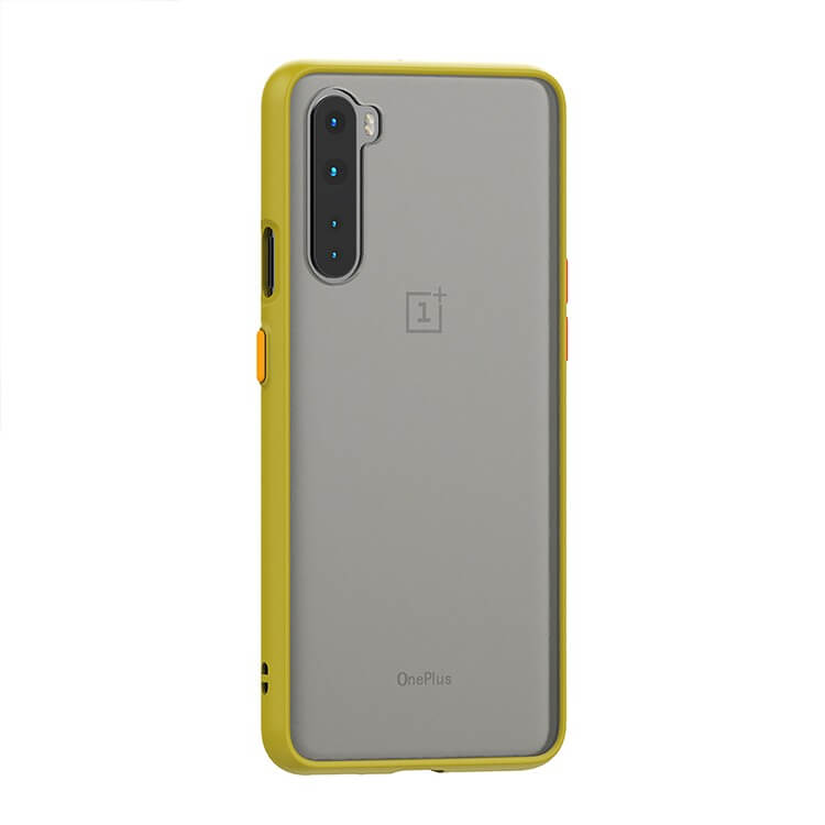 OnePlus Nord Matte Case - Olive Green