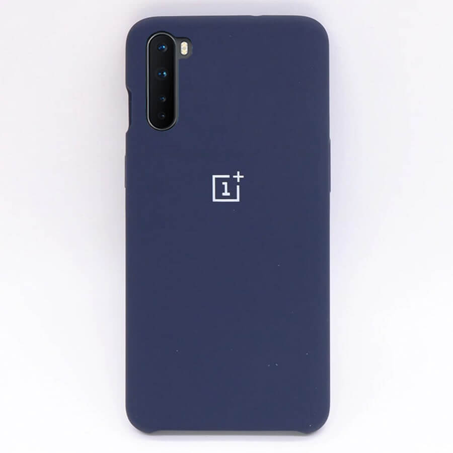 OnePlus Nord Silicone Case - Blue
