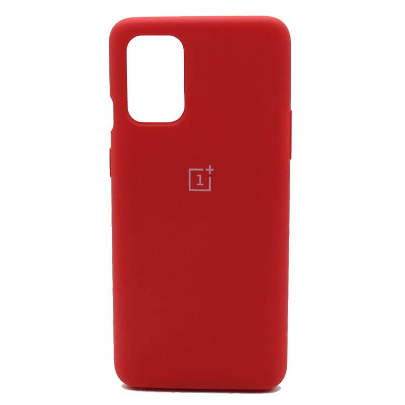 OnePlus 8T Silicone Case - Red