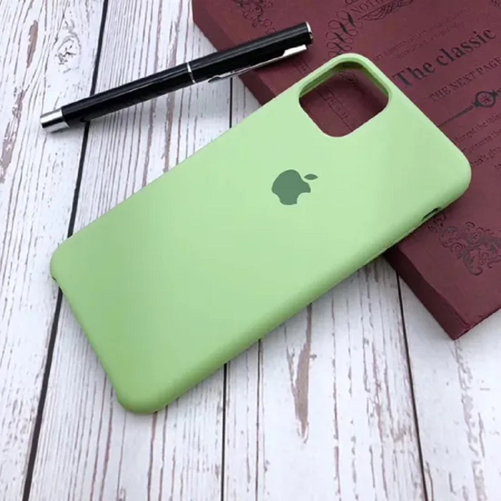 Silicon Case For iPhone 11 Pro Max - Mobilegadgets360