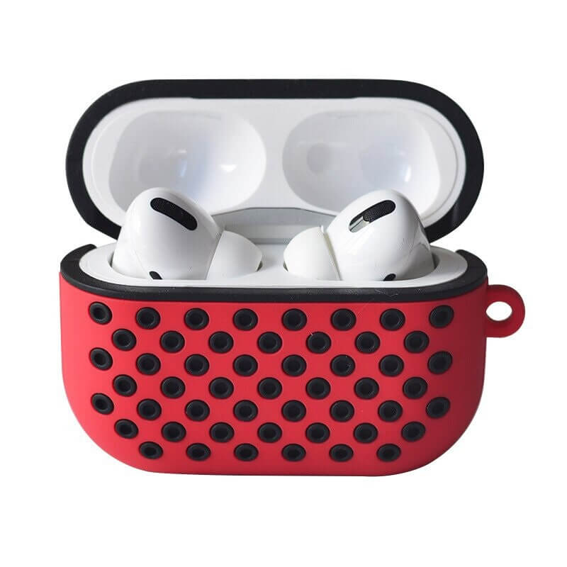 Apple Airpod Pro Case - Red / Black
