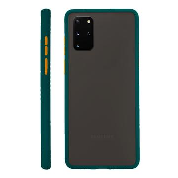 Samsung S20 Plus Matte Case - Green