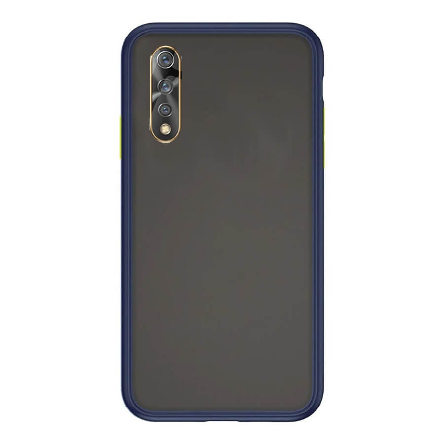 VIVO S1 Matte Cover - Blue