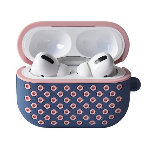 Apple Airpod Pro Case - Blue / Pink