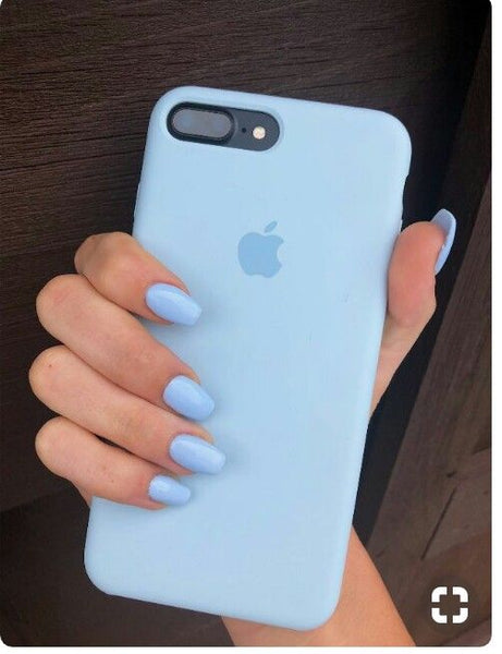 Alice Liquid Silicon Case - iPhone 7 Plus & 8 Plus - Mobilegadgets360