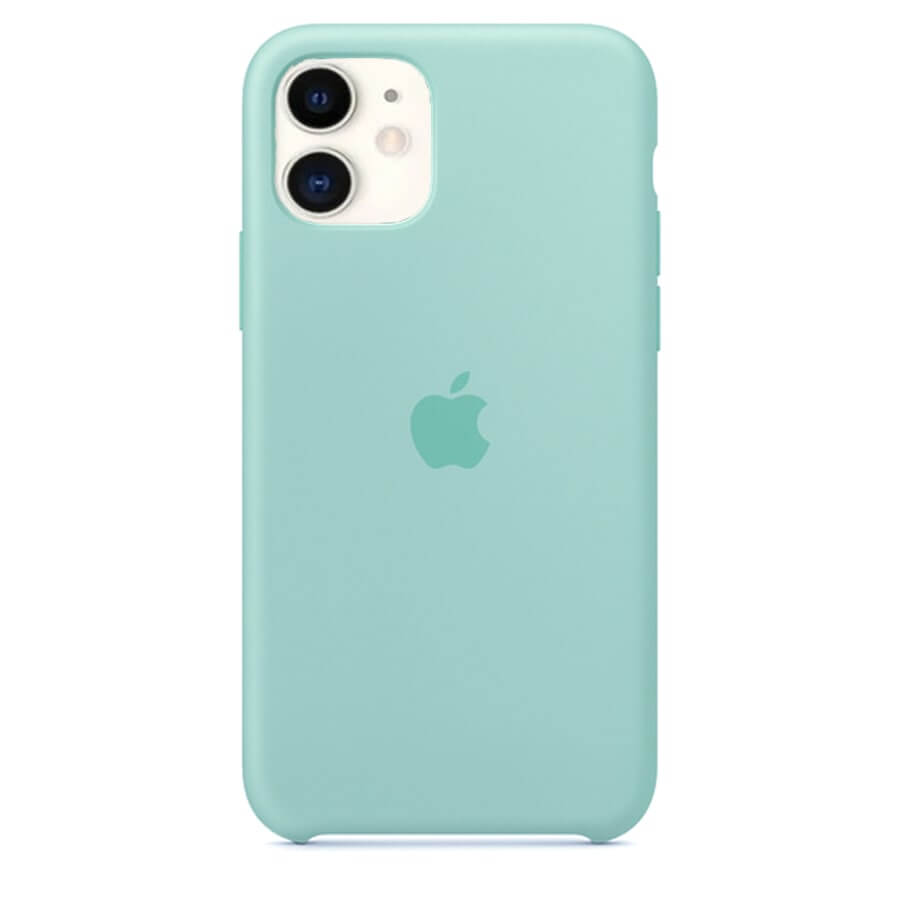 iPhone 11 Silicone Case - Seofoam
