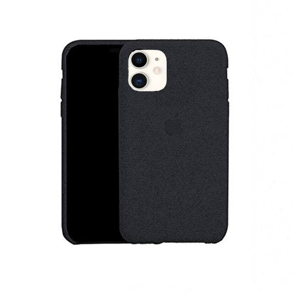 Blue Fabric Case - iPhone 11