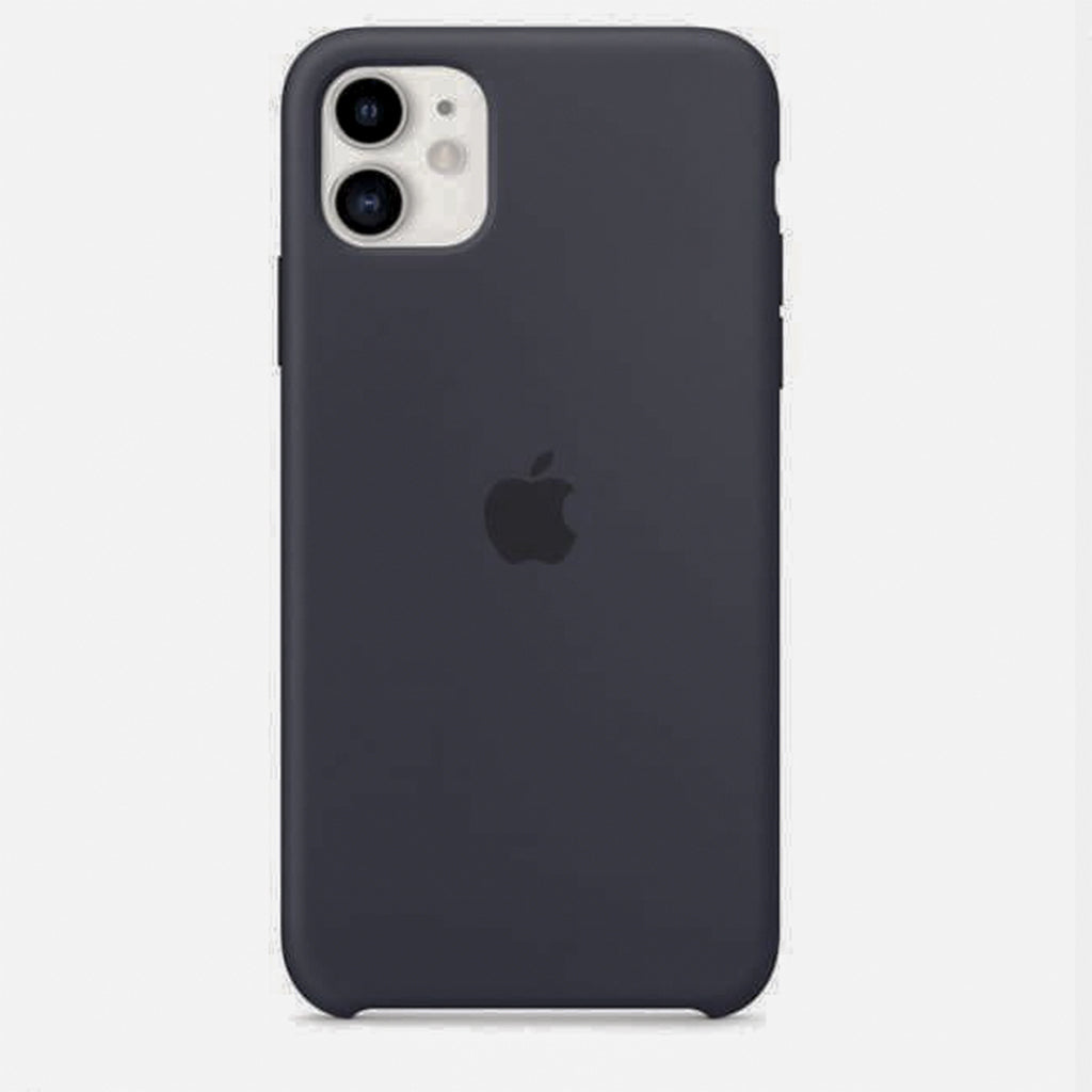 Silicone Case For iPhone 11 - Grey