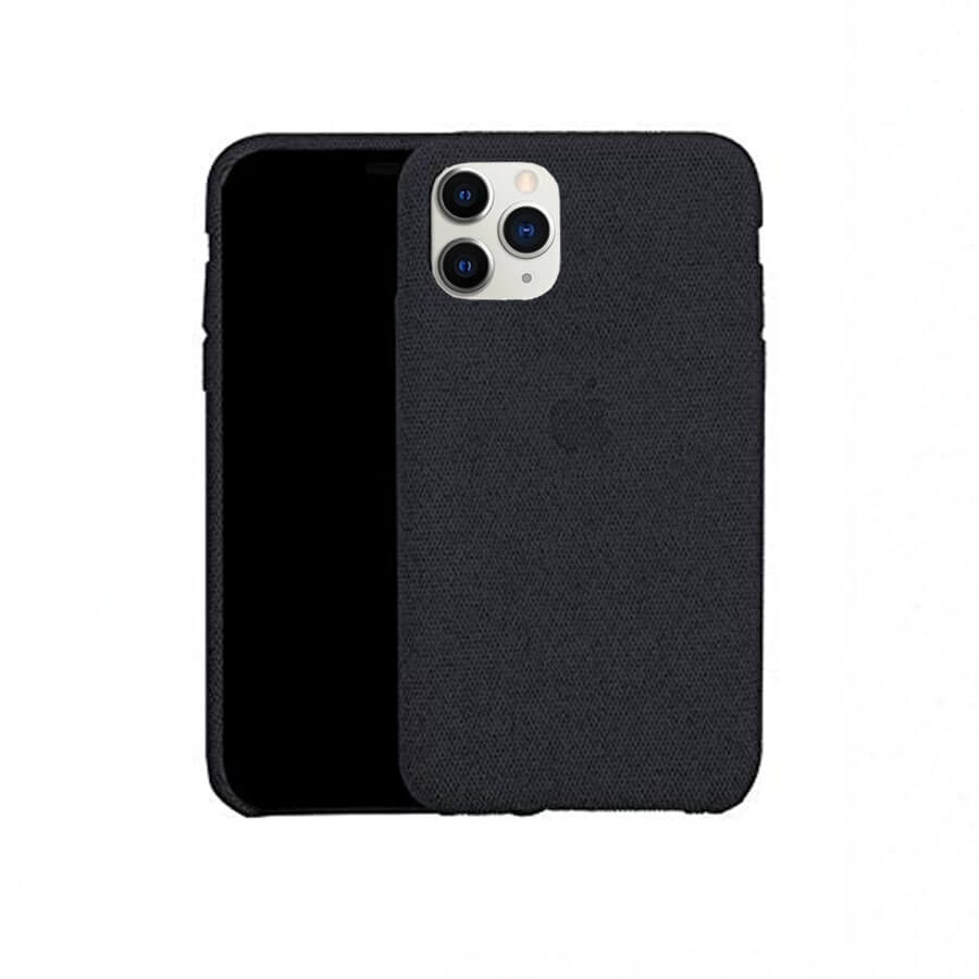 Blue Fabric Case - iPhone 11 Pro Max