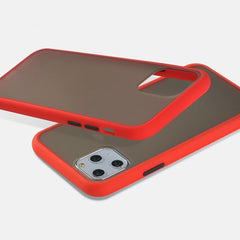 iPhone 11 Pro Matte Cover - Red