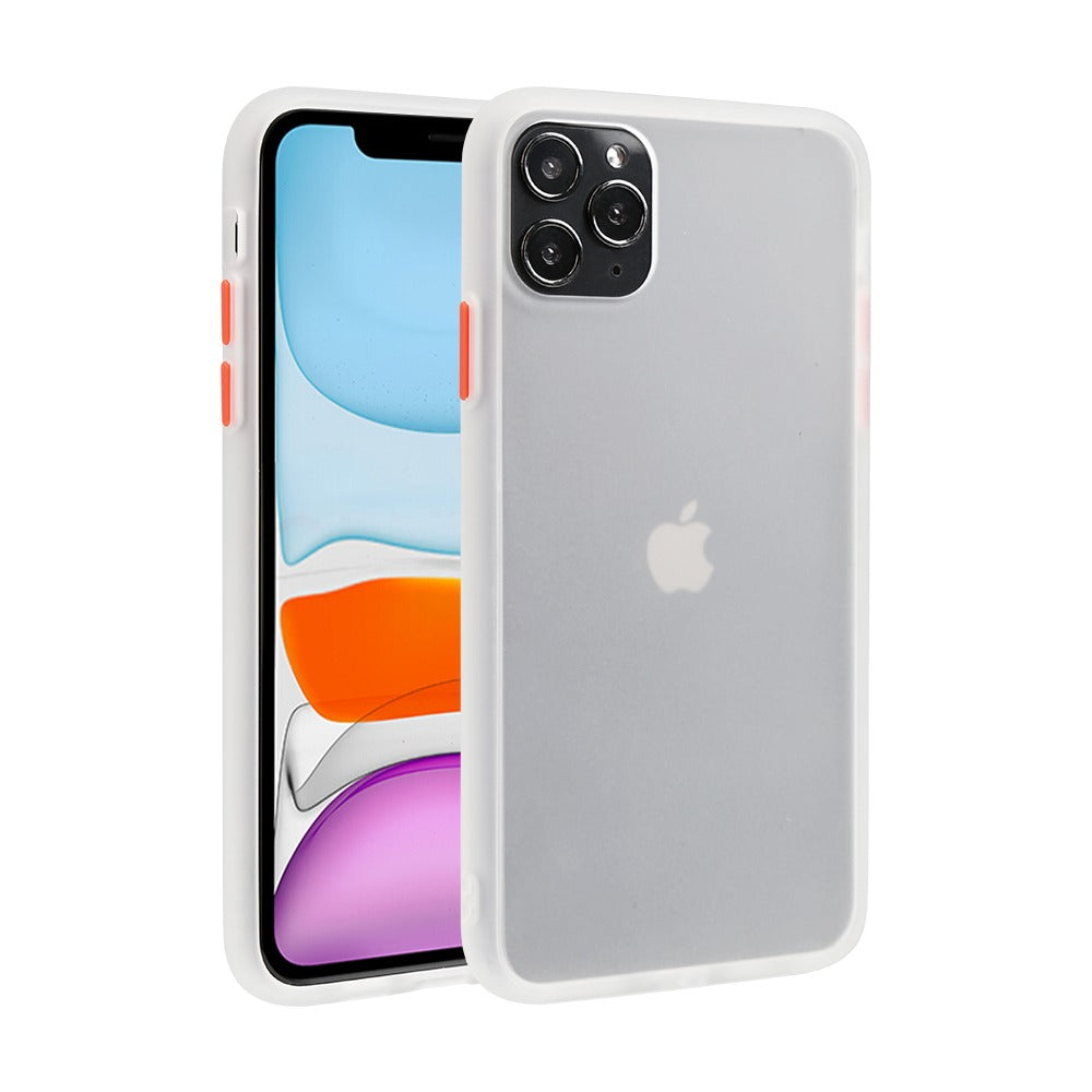 iPhone 11 Pro Matte Case - White