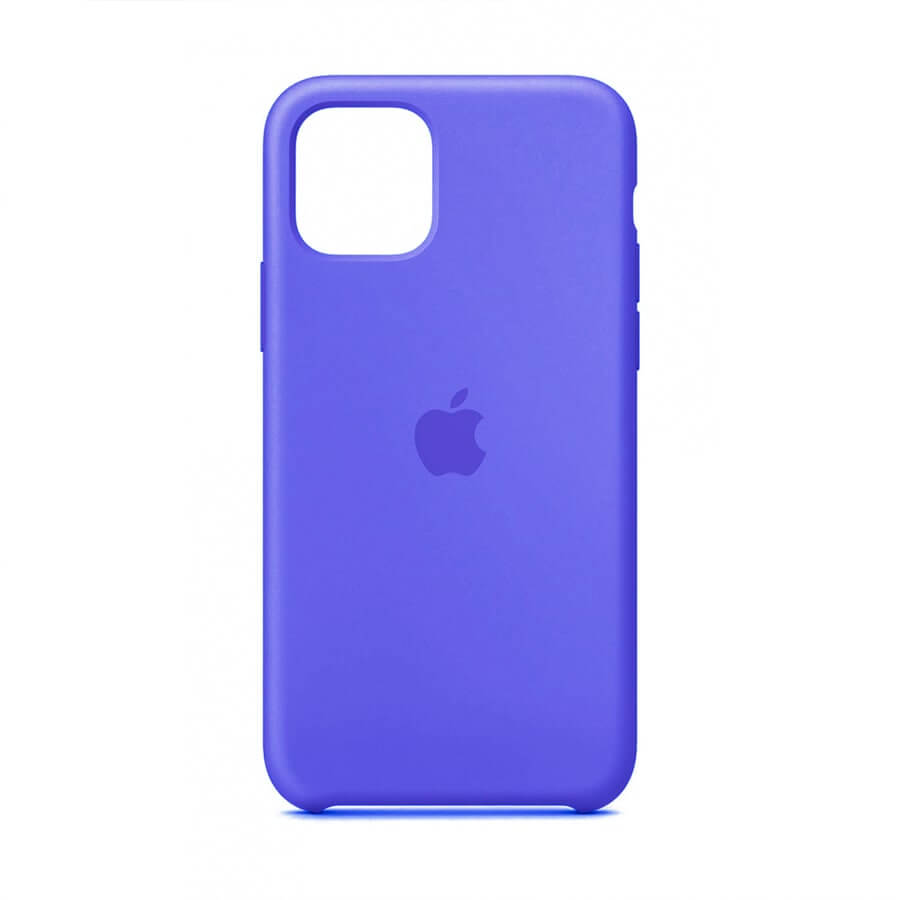 iPhone 11 Silicone Case - Surf Blue