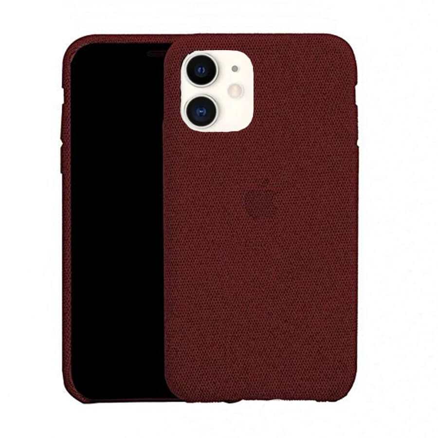 Red Fabric Case - iPhone 11